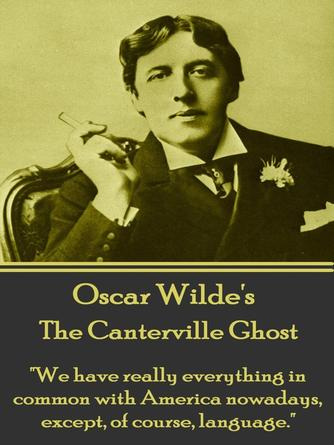 Oscar Wilde: The canterville ghost