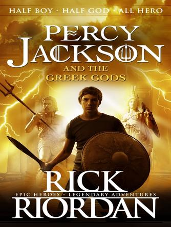 Rick Riordan: Percy jackson and the greek gods