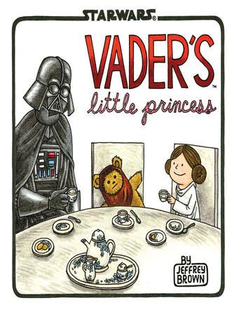 Jeffrey Brown: Vader's little princess