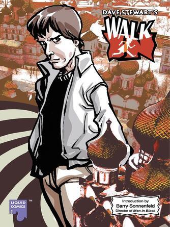 Jeff Parker: Walk-in, graphic novel volume 1