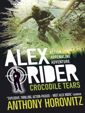Anthony Horowitz: Crocodile tears