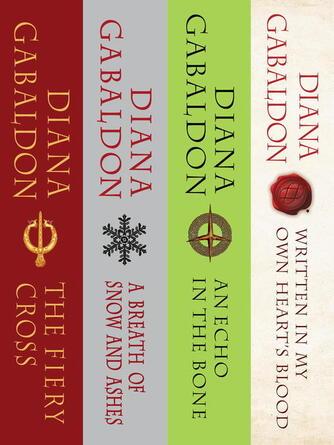Diana Gabaldon: The outlander series bundle, books 5, 6, 7, and 8