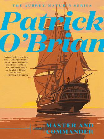 Patrick O'Brian: Master and commander (volume book 1)