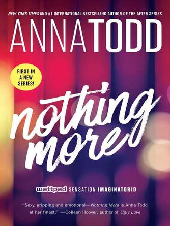 Anna Todd: Nothing more