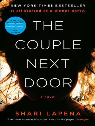 Shari Lapena: The couple next door : A Novel