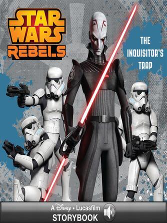 Lucasfilm Press: The inquisitor's trap