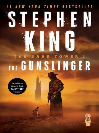 Stephen King: The gunslinger : The Dark Tower Series, Book 1