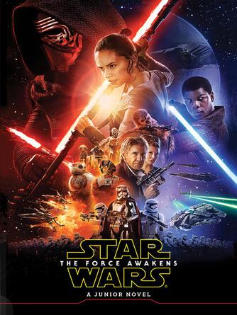 Michael Kogge: Star wars : The force awakens junior novel