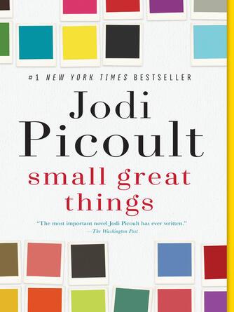Jodi Picoult: Small great things : A Novel