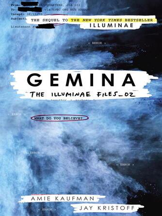 Amie Kaufman: Gemina : The Illuminae Files Series, Book 2