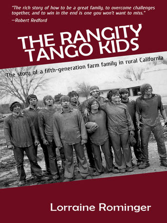 Lorraine Rominger: The rangity tango kids