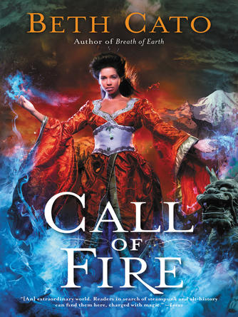 Beth Cato: Call of fire
