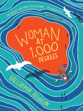Hallgrímur Helgason: Woman at 1,000 degrees : A novel