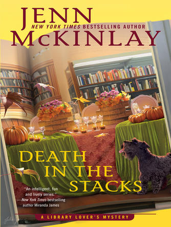 Jenn McKinlay: Death in the stacks : Library Lover's Mystery Series, Book 8
