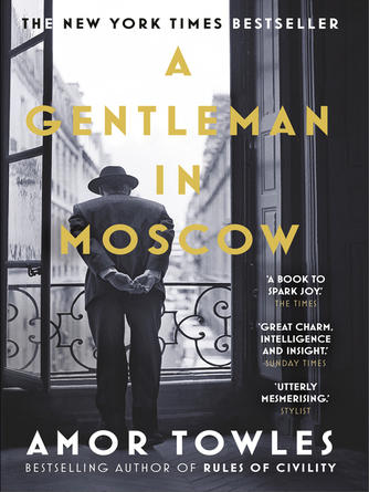 Amor Towles: A gentleman in moscow