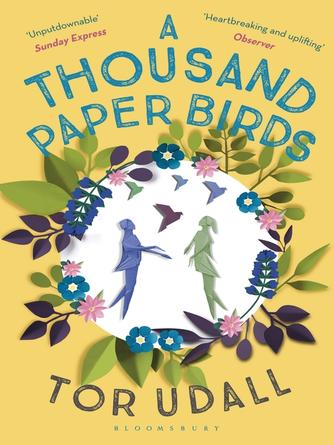Tor Udall: A thousand paper birds