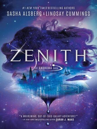 Sasha Alsberg: Zenith : The Androma Saga, Book 1