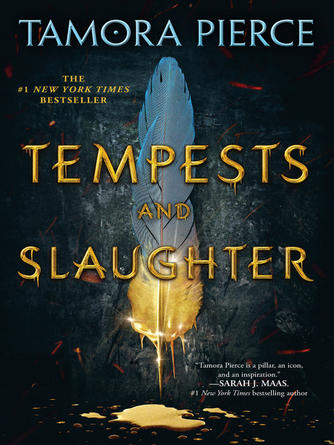 Tamora Pierce: Tempests and slaughter : Numair Chronicles, Book 1