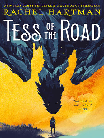 Rachel Hartman: Tess of the road