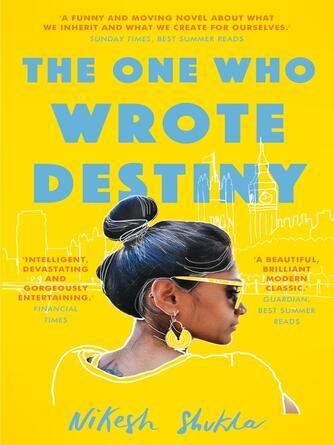 Nikesh Shukla: The one who wrote destiny