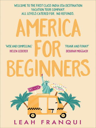 Leah Franqui: America for beginners