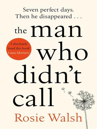 Rosie Walsh: The man who didn't call : The omg love story of the year – with a fantastic twist