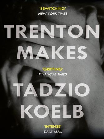 Tadzio Koelb: Trenton makes : SHORTLISTED FOR THE 2018 CENTER FOR FICTION FIRST NOVEL PRIZE