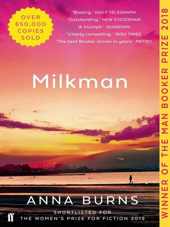 Anna Burns: Milkman