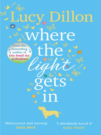 Lucy Dillon: Where the light gets in : The Sunday Times bestseller