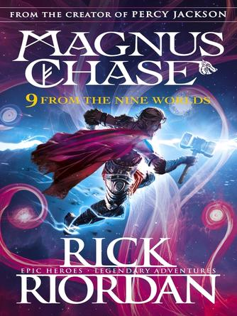 Rick Riordan: 9 from the nine worlds