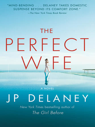 Jp Delaney: The perfect wife : A novel