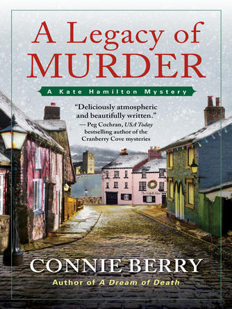 Connie Berry: A legacy of murder