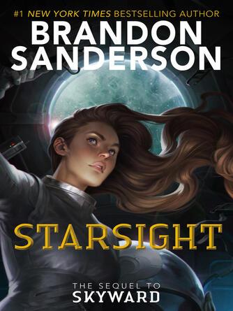 Brandon Sanderson: Starsight : Skyward series, book 2