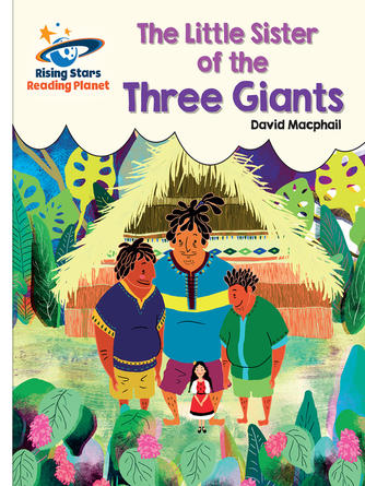 David MacPhail: The little sister of the three giants - white: g