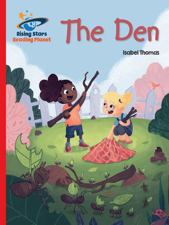 Isabel Thomas: Reading planet - the den - red a: galaxy