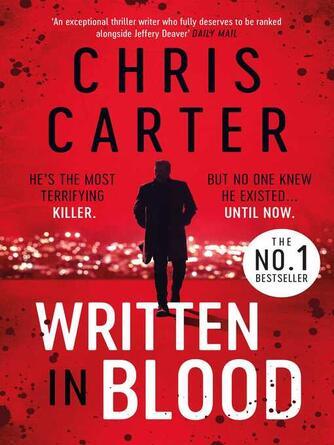Chris Carter: Written in blood