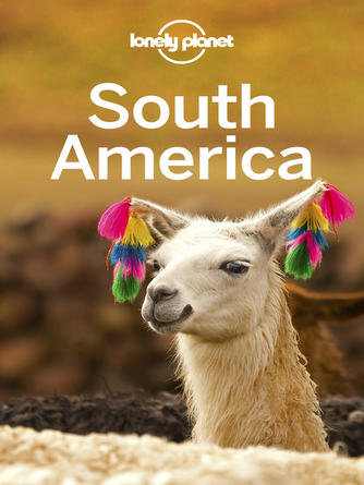 Lonely;St Louis Planet: Lonely planet south america