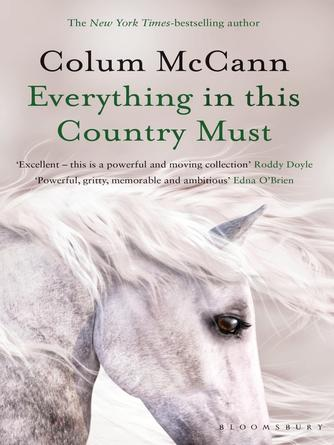Colum McCann: Everything in this country must
