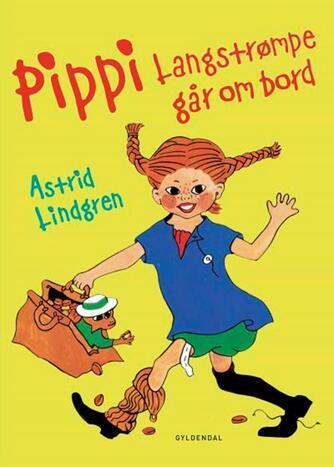 Astrid Lindgren: Thomas Winding læser Pippi Langstrømpe går ombord