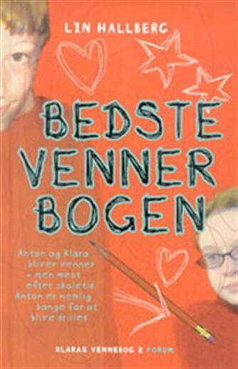 Lin Hallberg: Bedste venner-bogen