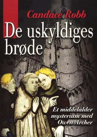 Candace Robb: De uskyldiges brøde