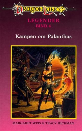 Margaret Weis: Kampen om Palanthas