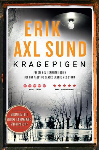 Jerker Eriksson: Kragepigen : krimi