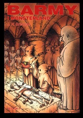J. H. Brennan: Barmy i monsterland