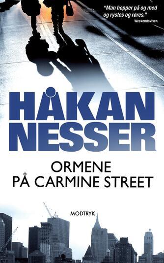 Håkan Nesser: Ormene på Carmine Street