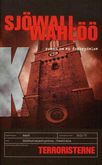 Maj Sjöwall: Terroristerne (Ved Bjarne Nielsen)
