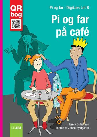 Esma Suleyman: Pi og far på café