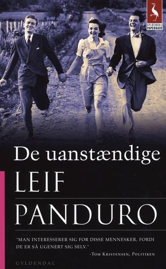 Leif Panduro: De uanstændige