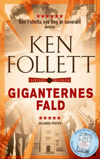 Ken Follett: Giganternes fald : roman