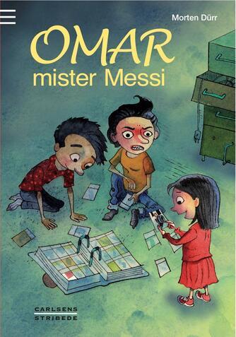 Morten Dürr: Omar mister Messi